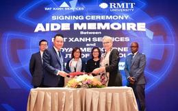 Đại học RMIT và Đất Xanh Services hợp tác nghiên cứu trí tuệ nhân tạo