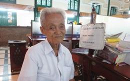 """Một phần """"linh hồn"""" Bưu điện Sài Gòn - cụ ông viết thư thuê cuối cùng đã nghỉ việc"""
