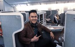 Con trai Hoài Linh: Kĩ sư hàng không American Airlines, 1 năm đi du lịch 30 lần, được công ty trợ vé 1,3 tỷ đồng