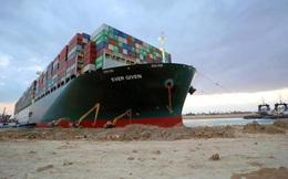 Hôm nay, kênh đào Suez có thể thông tuyến trở lại