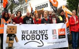 Nhân viên Amazon đình công tập thể