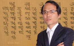 Tác giả Chữ Việt Nam song song 4.0: Nhiều người từng chửi mình giờ lại mê chữ của mình, đã tổ chức 6 đợt thi viết chữ với tổng giải thưởng tới 72 triệu