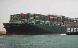 Từ vụ tắc kênh đào Suez: Huyết mạch vận hành nền kinh tế toàn cầu quá mong manh