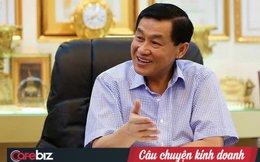"""""""Vua hàng hiệu"""" Johnathan Hạnh Nguyễn: Từng rửa xe, lao động chân tay ở nước ngoài để có tiền ăn học"""