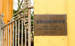 """Hà Nội có 1 trường đại học danh giá: Muốn thi đỗ phải học cực """"trâu"""", kiến trúc thì đẹp thôi rồi, chẳng khác nào lâu đài cổ"""