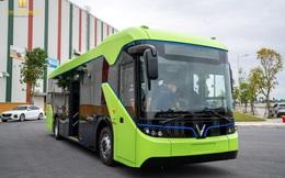 TPHCM đề xuất thí điểm xe buýt điện của Vingroup trong vòng 2 năm