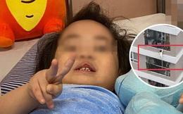 Bé gái 3 tuổi ngã từ tầng 12 chung cư ở Hà Nội dự kiến được xuất viện vào ngày mai