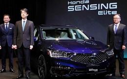 Honda ra mắt xe tự lái cấp độ 3 đầu tiên trên thế giới