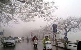 Gió mùa đông bắc tràn về từ đêm mai gây mưa, nền nhiệt giảm sâu, Hà Nội thấp nhất 16 độ C