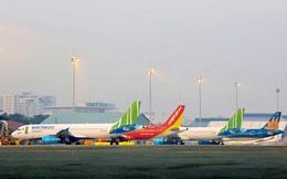 Các hãng Hàng không Việt 'đòi' hỗ trợ gói 25 nghìn tỷ đồng giải cứu