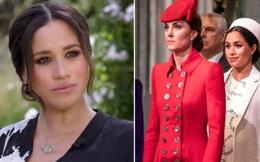 Meghan Markle đấu tố trực diện chị dâu Kate, tiết lộ hàng loạt bí mật gây sốc về Hoàng gia Anh và khẳng định mình bị chèn ép đến trầm cảm