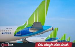 Bamboo Airways vượt anh cả Vietnam Airlines, dẫn đầu về số đường bay nội địa