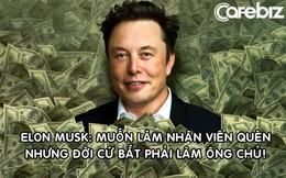 Bá đạo như Elon Musk: Không xin được việc ở đâu nên đành tự mở công ty