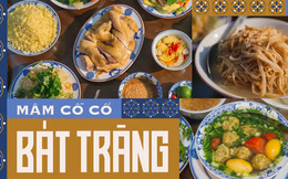 """Ngoài gốm sứ, Bát Tràng còn có mâm cỗ với món ăn tiến vua đặc biệt, đại diện cho """"cái tầm"""" rất khác của ẩm thực Việt Nam"""