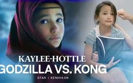 """Sao nhí 9 tuổi """"gây nổ"""" bom tấn Godzilla vs. Kong: Cô bé lai Hàn-Mỹ bị điếc, gia đình 4 đời khiếm thính và kỳ tích khiến thế giới trầm trồ"""