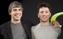 2 đồng sáng lập Google gia nhập 'CLB 100 tỷ USD'