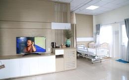 Phòng Deluxe 4 triệu đồng/ngày của Bệnh viện Từ Dũ: Đi đẻ như nghỉ dưỡng khách sạn 5 sao, có sofa bàn trà, bàn ăn, TV, nôi cho bé