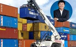 Tỷ phú Trần Đình Long lập công ty sản xuất container vốn điều lệ 3.000 tỷ đồng, khởi công nhà máy vào tháng 6