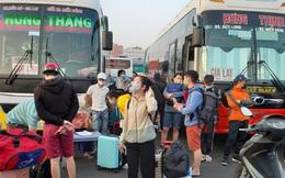 TP.HCM: Vé xe dịp nghỉ lễ 30/4 - 1/5 tăng 40%