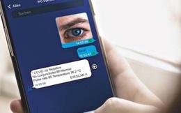 Quét hình ảnh mắt để phát hiện mắc COVID-19 chính xác 95%