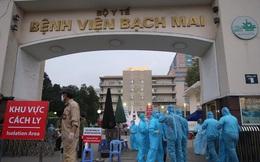 """Nhân viên bị buộc nghỉ ở BV Bạch Mai: """"Mình có 16 năm làm việc, đến nơi mới biết gần như tất cả đều bị nghỉ"""""""