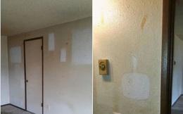 Khi biết nguyên nhân vì sao hai bức tường này lại ố vàng, nhiều người không khỏi kinh hãi và lo lắng