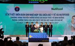 Ra mắt Viện Nghiên cứu Dinh dưỡng NutiFood Thụy Điển, vì khát vọng chuẩn cao Châu Âu của người Việt
