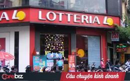 Lotteria Việt Nam sắp đóng cửa?