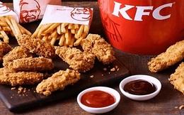 """Ngang ngửa về doanh thu nhưng Lotteria """"còng lưng"""" gồng lỗ, KFC thu lãi đều đặn trăm tỷ đồng mỗi năm"""