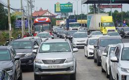 Quá tải các tuyến giao thông phục vụ dự án sân bay Long Thành