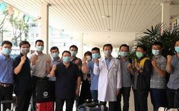 Bác sĩ Chợ Rẫy khẩn cấp đi Kiên Giang hỗ trợ xây dựng bệnh viện dã chiến chống COVID-19