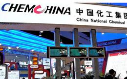Trung Quốc lập ra siêu tổng công ty hóa chất lớn nhất thế giới