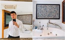 Xịn như nhà Shark Khoa: Biệt thự rộng mênh mông, riêng bồn tắm cũng có giá không dưới 50 triệu đồng!
