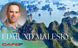 Giáo sư Mỹ tiết lộ cội nguồn cải cách ở Quảng Ninh với 'nhiệm kỳ đặc biệt' từ 10 năm trước