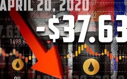 Tròn 1 năm ngày giá dầu âm, nhà đầu tư đã học được những gì?