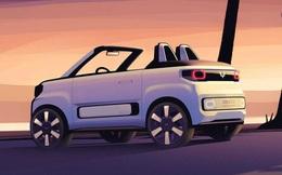 Cận cảnh chiếc ô tô điện siêu nhỏ, siêu dễ thương và giá cực rẻ, chỉ ngang ngửa Honda SH
