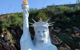 Tiết lộ bất ngờ về khu du lịch đặt tượng nữ thần tự do 'phiên bản lỗi' ở Sa Pa
