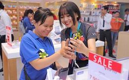 Phụ nữ trung niên có xu hướng tăng nhu cầu mua sắm thiết bị điện tử, điện máy ngang ngửa nam giới