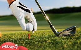 5 bộ gậy golf cực sang dành cho giới thượng lưu, loại đắt nhất giá gần 400 triệu đồng, hơn cả mức lương cả năm của người khác