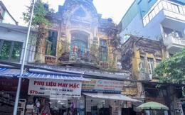 Loạt công trình biệt thự cổ ở Hà Nội bị 'xâm hại'