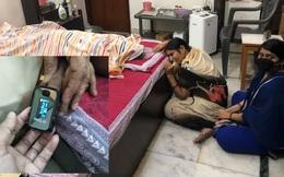 Nhật ký Covid chấn động Ấn Độ: Một nhà báo cập nhật liên tục nồng độ oxy trong máu mình giảm dần... cho đến chết