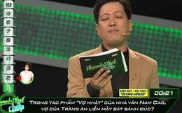 """""""Trong tác phẩm Vợ Nhặt của nhà văn Nam Cao, vợ của Tràng ăn liền mấy bát bánh đúc?"""""""