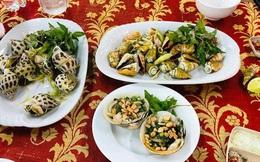 """Nhà hàng bị """"tố"""" tính giá ốc hương 1,8 triệu đồng/kg: Nha Trang không nhà hàng nào có ốc hương lớn như chúng tôi!"""