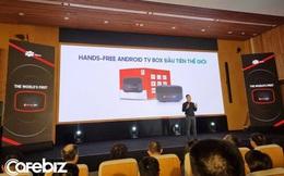 """Hé lộ thiết bị công nghệ đầu tiên trên thế giới được mệnh danh """"Trái tim của ngôi nhà thông minh"""", do FPT bắt tay chế tạo cùng Google"""