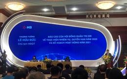 """MB muốn trở thành """"tập đoàn tài chính ngân hàng"""", lên kế hoạch lãi 13.200 tỷ đồng năm 2021"""
