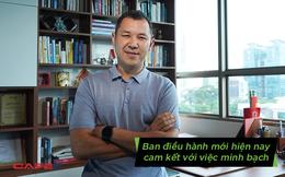 Chủ tịch Coteccons: Chúng tôi không thâu tóm, công ty vẫn rất Việt Nam từ tên gọi đến con người