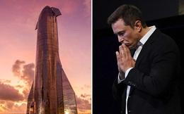 """Elon Musk thừa nhận sững sờ về sứ mệnh chinh phục sao Hỏa: """"Nhiều người có thể sẽ hi sinh"""""""