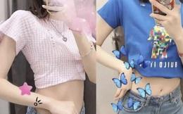 Trào lưu TikTok mặc quần áo trẻ em để tôn vinh vòng eo: Uniqlo Trung Quốc bị ảnh hưởng nặng nề, khách hàng thử đồ để lại sản phẩm hư hỏng