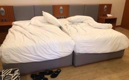 Bị phạt 500.000 đồng vì kê sát 2 chiếc giường khi đi du lịch: Khách hàng có lỗi hay khách sạn xử lý thiếu tình người?