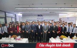 Công ty mới của ông Nguyễn Bá Dương trúng thầu một loạt dự án lớn của Sun Group, Trung Nguyên